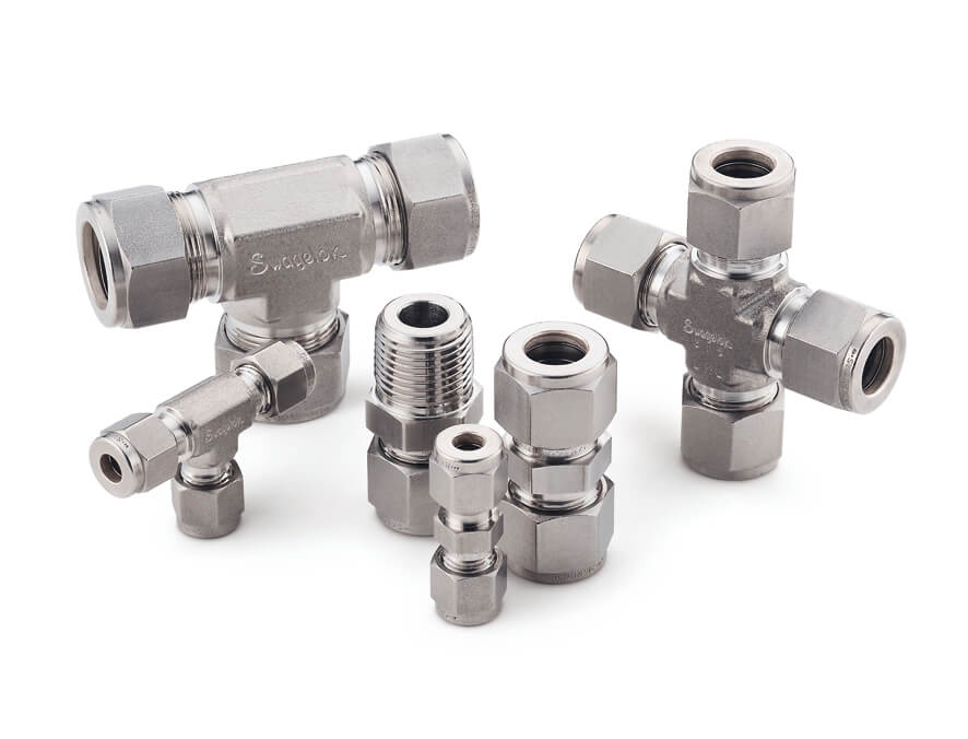 Duplex 2205 Tube Fittings