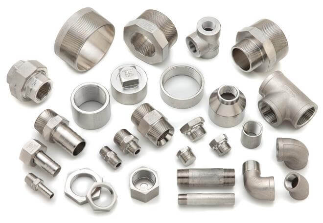 Duplex 2205 Forged Fittings