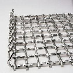 Duplex 2205 Crimped Wire Mesh